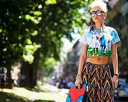 Ikona Stylu: Esther Quek. Zobacz nową gwiazdę Street Style!