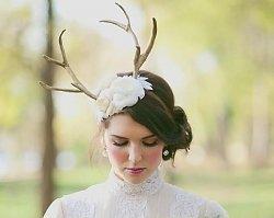 Ślubne inspiracje na 2016: Ponad 20 ślicznych inspiracji na nakrycia głowy Panny Młodej