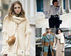 Trendy 2016: Swetry! Zobacz najgorętsze stylizacje street style i zainspiruj się do swojej codziennej stylizacji