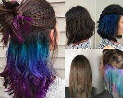 Nowy trend w koloryzacji włosów: Under Lights. Sprawdź, jak prezentuje się najgorętsza koloryzacja na Instagramie!