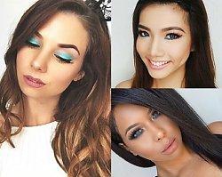 Postaw na olśniewające, barwne makijaże! W tym sezonie mocne kolory i pastele są HOT!