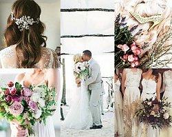 MEGA galeria ślubnych inspiracja na 2016. Modne pomysły na kwiaty, fryzury, ciasta, buty, suknie i dodatki
