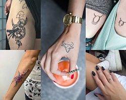 Tatuaże z znakiem zodiaku: 15 najpiękniejszych wzorów dla BYKA!