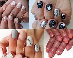 TOP 20 propozycji manicure dla krótkich paznokci. Daj się uwieść najnowszych trendom!