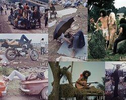 Tak kiedyś wyglądał Woodstock! Niesamowita galeria, która robi mega wrażenie! Nie możesz tego przegapić!