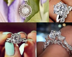 Pierścionki zaręczynowe - o którym z nich marzysz?