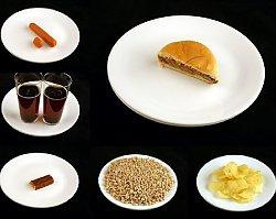 TOP 19-stka! Porównanie produktów spożywczych o wartości 200 kalorii! Będziesz MEGA ZASKOCZONA!