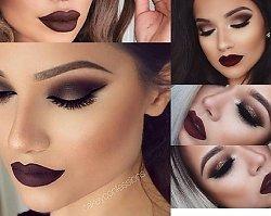 Niesamowity makijaż z mocnym akcentem na ustach - wyglądaj jak milion dolarów na randce z ukochanym!