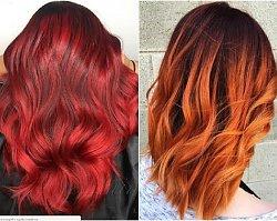 Rude sombre - modna koloryzacja na jesień. Co powiecie na ten efekt?