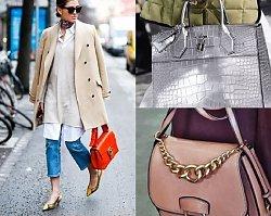 HOT: Najpiękniejsze torebki na jesień - kuferek znowu w modzie!