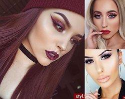 Kilkanaście inspiracji na jesienny makijaż! [GALERIA TRENDÓW]
