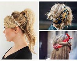 20 pomysłów na ekspresową i wygodną fryzurę na co dzień z wykorzystaniem opaski!