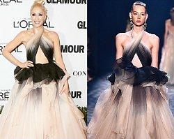 Gwen Stefani zachwyciła w przepięknej sukni ombre. To będzie hit tego Sylwestra!