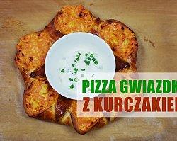 Obłędna w smaku pizza GWIAZDKA