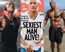 Dwayne Johnson jest najseksowniejszym mężczyzną na świecie! Zasłużył na ten tytuł?