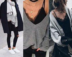 Inspiracje na zimowe stylizacje - prostota, minimalizm, szarości, czyli to, co sprawdzi się ZAWSZE!
