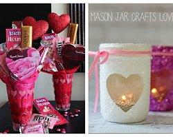 Urocze prezenty na walentynki DIY- galeria romantycznych inspiracji!
