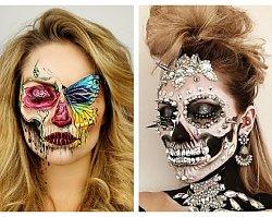 Nieprawdopodobne makijaże! Wow ale ta makijażystka ma talent...