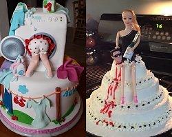 Hahaha! Najzabawniejsze torty, jakie widział internet. Musicie to zobaczyć, #11 to totalny hit!