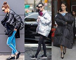 Kurtka puchowa - totalny MUST HAVE tej zimy. Zobacz galerię najlepszych stylizacji i pokochaj ten trendy!