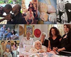 NIESAMOWITE! 18 rodzinnych zdjęć, które poruszają i chwytają za serce... Po prostu nie możesz tego przegapić!
