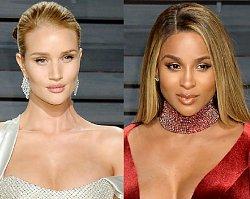 Dwie gwiazdy w ciążowych kreacjach na imprezie po Oscarach. Różnica OGROMNA. Która lepiej?