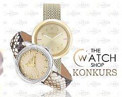 WYNIKI KONKURSU! Konkurs THE WATCH SHOP! Weź udział i wygraj stylowy zegarek!