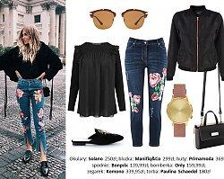 Jeans rządzi! Przegląd denimowych stylizacji