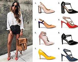 WYGODNE SANDAŁKI czy SEKSOWNE SZPILKI? Przegląd najmodniejszych butów sezonu