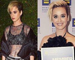Katy Perry ma teraz KRÓCIUTKIE WŁOSY! Korzystna zmiana?