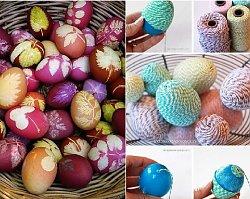 Pisanki wielkanocne - jak ciekawie ozdobić jajka na Wielkanoc? Podsuwamy DUŻO POMYSŁÓW!