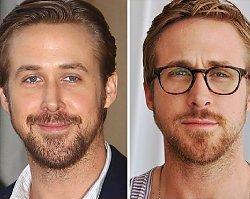15 gwiazd, które wyglądają lepiej w okularach! Nas zachwycił Ryan Gosling i Justin Timberlake! Co za przystojniaki...