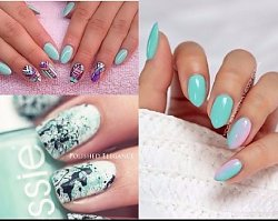 Manicure 2017: Miętowy to najmodniejszy kolor lakierów do paznokci na wiosnę!