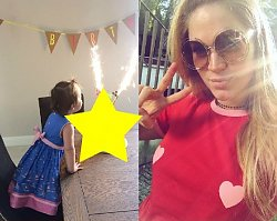 Córka Zosi Ślotały obchodzi 2. urodziny! Stylistka pokazała tort!