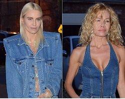 Horodyńska vs Wołejnio: dwie gwiazdy w jeansowym total looku. Która GORZEJ?
