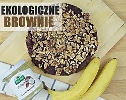 Ekologiczne, wegańskie brownie z kaszy jaglanej - szybkie w wykonaniu i idealne dla dzieci