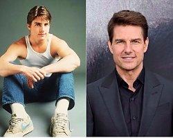 Tom Cruise kończy 55 lat! Pamiętacie, jak wyglądał w młodości?