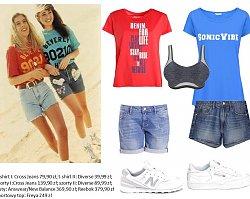 "ZAINSPIRUJ SIĘ STYLEM BRENDY I KELLY Z SERIALU ""BEVERLY HILLS 90210"""