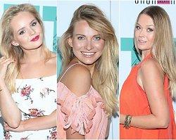 Pojedynek słonecznych blondynek: Arciuch, Moro czy Kalicka? Gwiazdy wyglądały zachwycająco na promocji nowego serialu