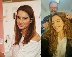 Anna Dereszowska pyta fanów, czy zapuścić włosy. Doradzicie? :)