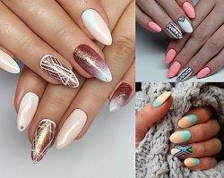 Manicure, który będziesz chciała mieć na swoich paznokciach! TRENDY 2017/2018!