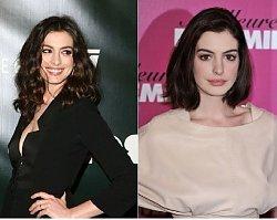 Anne Hathaway nie mogła być na Złotych Globach. Pokazała się chora i BEZ MAKIJAŻU