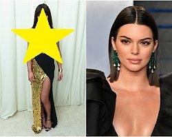 KOSZMAREK z OSCARÓW. Gwiazda chciała pokazać dekolt, ale wyszło fatalnie. Daleko jej do stylowej Kendall Jenner