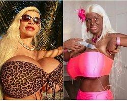 Pamiętacie Martinę Big? JEJ METAMORFOZA ZWALA Z NÓG! Dziś wygląda jak Afrykanka!