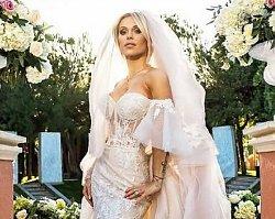 Suknia ślubna Dody - znamy markę i cenę! Ile kosztowała jej bajeczna kreacja?