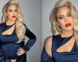 Khloe Kardashian przyłapana PIERWSZY RAZ po porodzie! Jak wygląda?