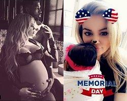 Córka Khloe Kardashian TRUE THOMPSON to wykapany tata! Urocza?