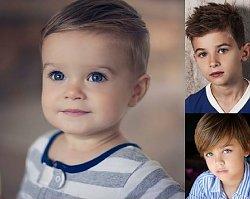 Modne fryzury dla chłopców w różnym wieku [GALERIA]