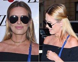 Odmłodzona Hanna Lis na pokazie mody. Gdy zdjęła okulary... WOW!
