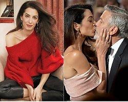 Tak ubrała się dla ukochanego! Amal Clooney na romantycznej randce. Mamy ZDJĘCIE